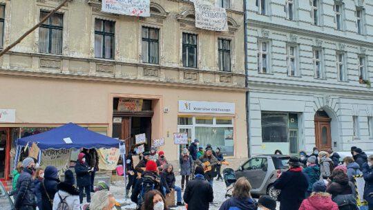 Unsere Kundgebung am Samstag war großartig!