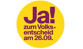 Volksentscheid DW enteignen erfolgreich!